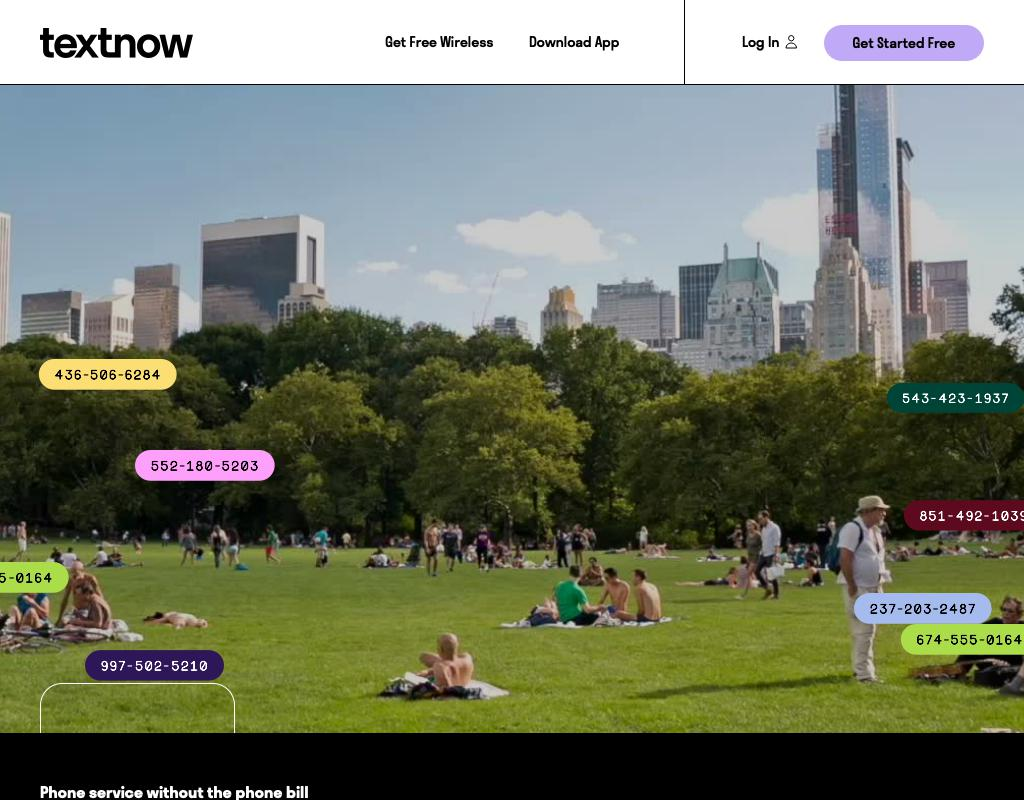 textnow com value is $ 1 026 180,26